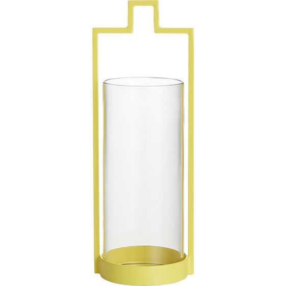 marco large emerald lantern - CB2