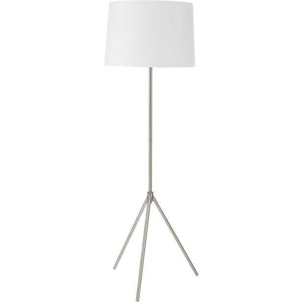 saturday floor lamp - CB2