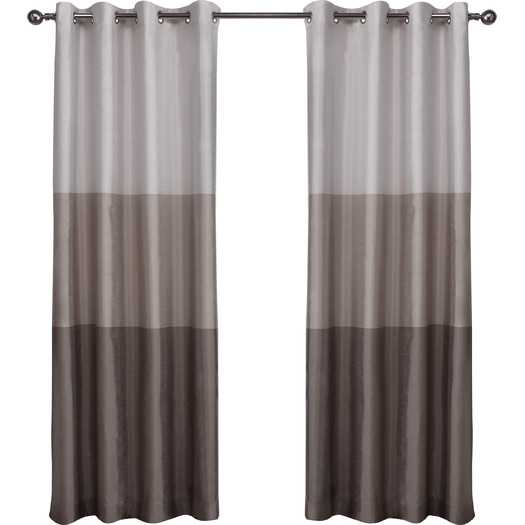 """Exclusive Home Curtain Panel (Set of 2)- Taupe - 84"""" - AllModern"""