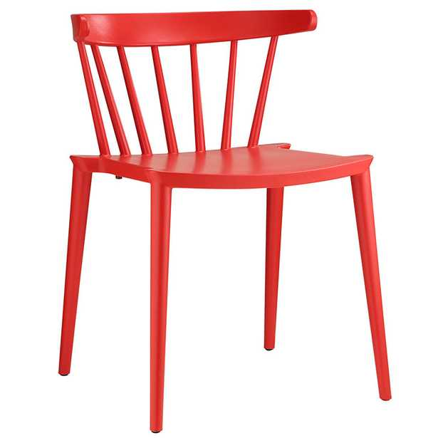 SPINDLE DINING SIDE CHAIR - Modway Furniture