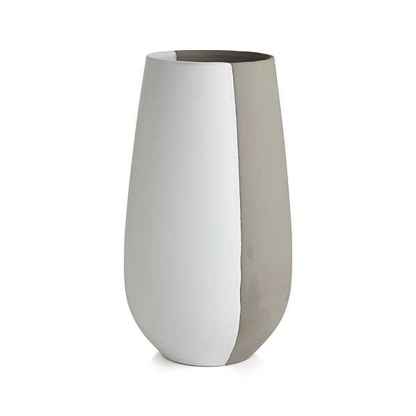 Litton Tall Vase - Crate and Barrel