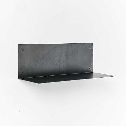 Hot-Rolled Steel L Shelves - 2' - West Elm