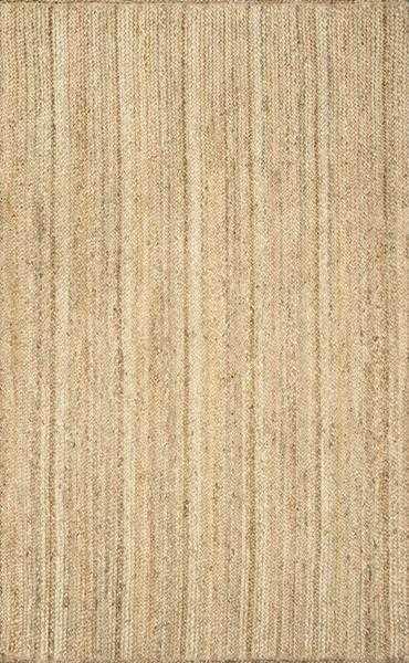 Hand Woven Rigo Jute rug - 9'x12' - Loom 23