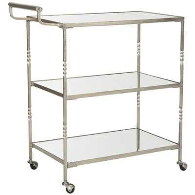 Aurelius Bar Serving Cart - Wayfair