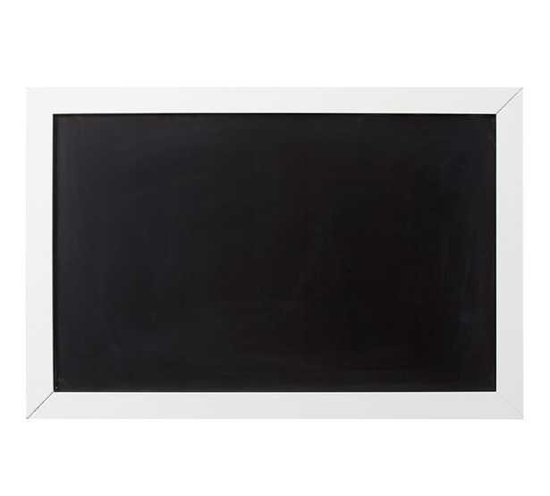 Framed Chalkboard - Large, Black - Pottery Barn