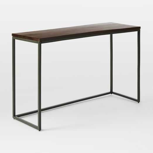 Box Frame Console Table - West Elm