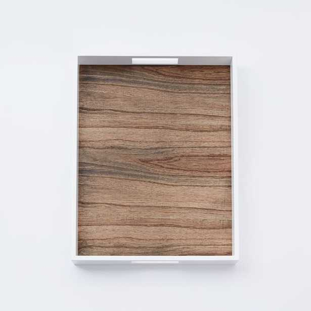 Wood + Lacquer Trays - West Elm