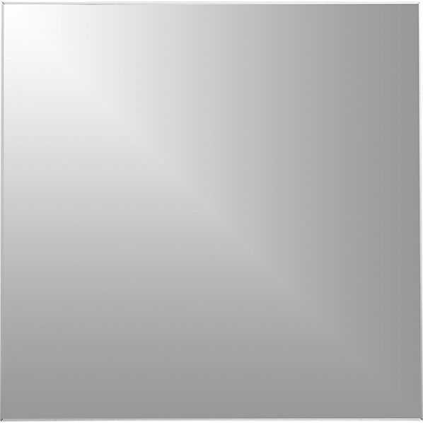 "infinity 31"" square wall mirror - CB2"