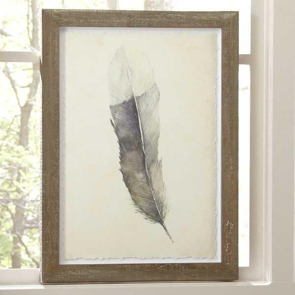 Birds of a Feather Framed Print III - Birch Lane