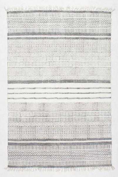 Hand Made Raina Rug - 5x8 - Loom 23