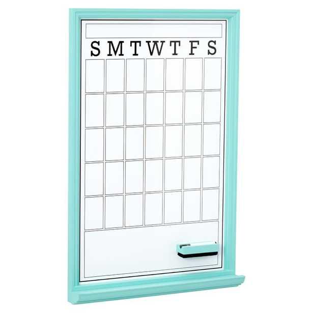 Study Wall Boards - Single Pool - Dry Erase Calendar - Pottery Barn Teen