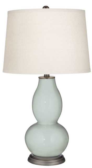 Take Five Double Gourd Table Lamp - Lamps Plus