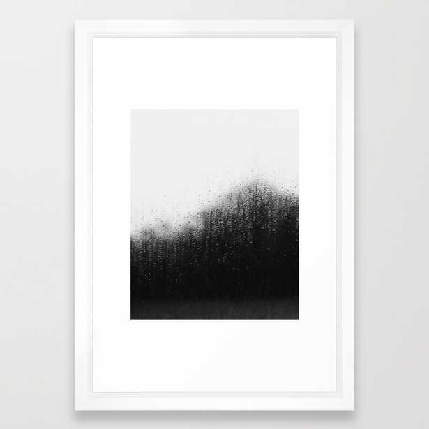 """On the road#3 - 15"""" X 21"""" - Framed - Society6"""