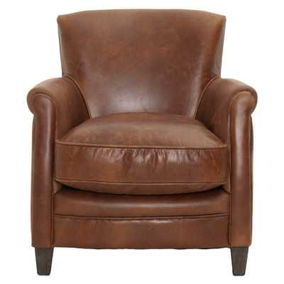 Patina Marshall Club Chair - Wayfair