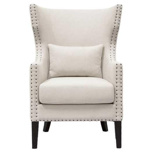 Villa Berkley Wing Back Club Chair - AllModern