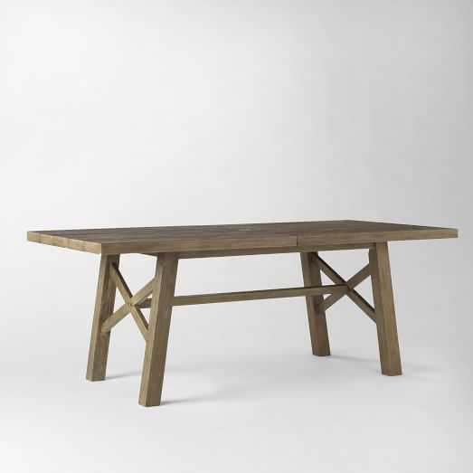 Jardine Expandable Dining Table - West Elm