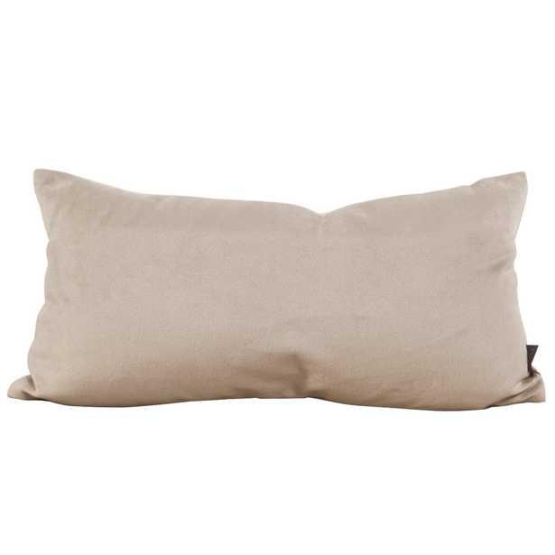 Kidney Lumbar Pillow - 11x22, Insert Sold Separately - Wayfair