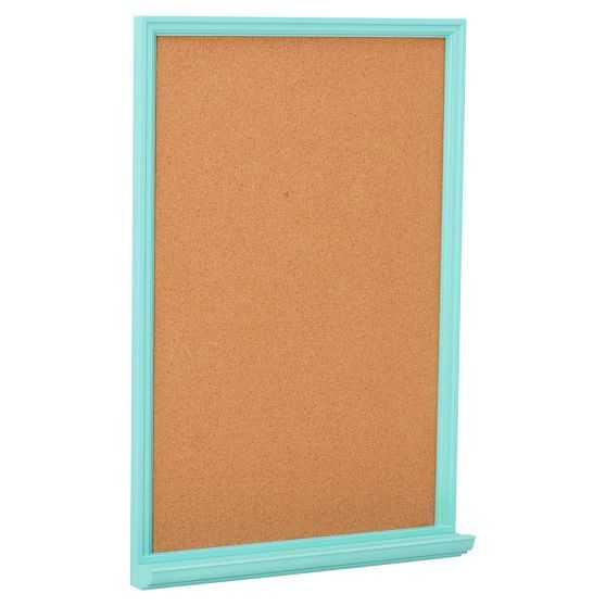 Study Wall Boards - Single Pool - Cork - Pottery Barn Teen