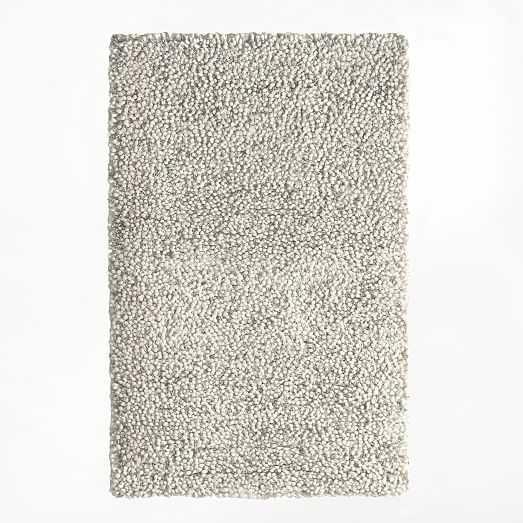Bello Shag Wool Rug - 5'x8' - West Elm