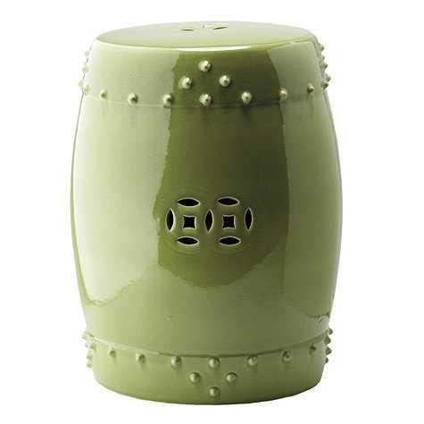 Classic Garden Seat - Lime - Ballard Designs