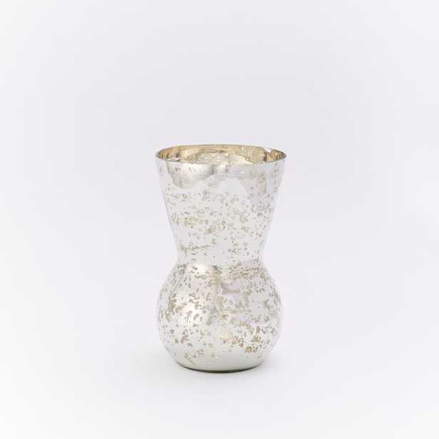 Curved Mercury Vases - Flared Small - West Elm