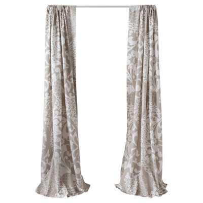 "Medley Curtain Panel- 84"" - Set of 2 - Wayfair"