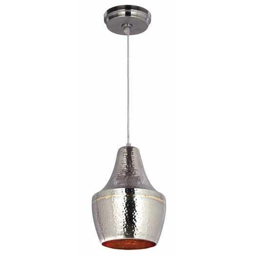 Dervish 1 Light Pendant - AllModern