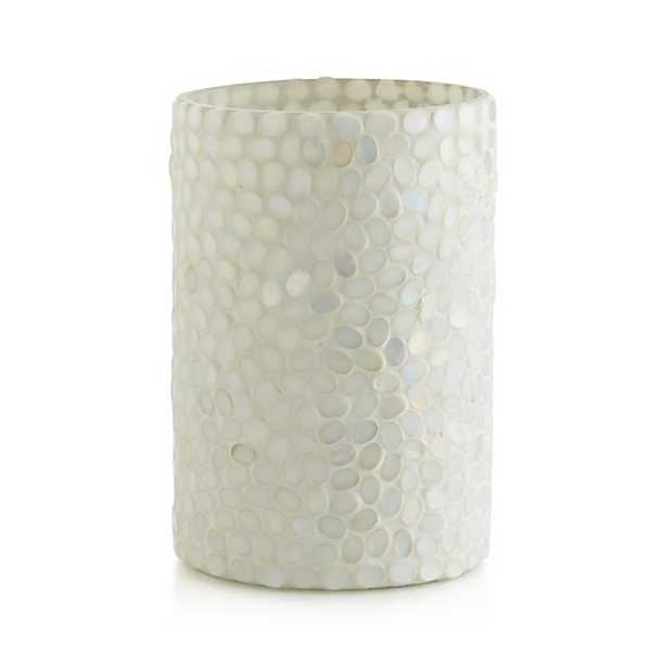 Parlier Hurricane Candle Holder - Small - Crate and Barrel