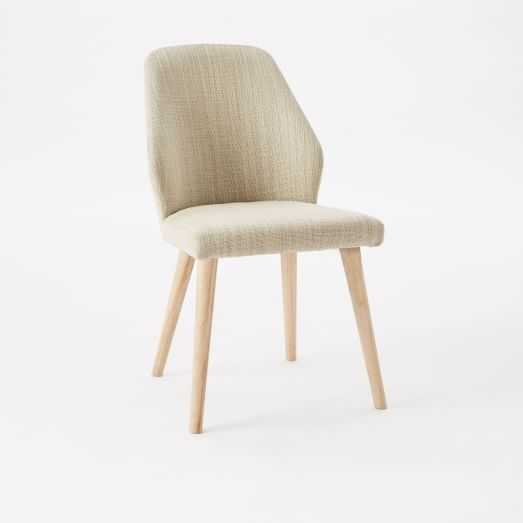 Crawford Upholstered Dining Chair + Sets - Individual - West Elm