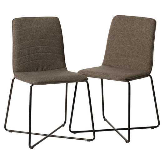 Linen Side Chair - AllModern