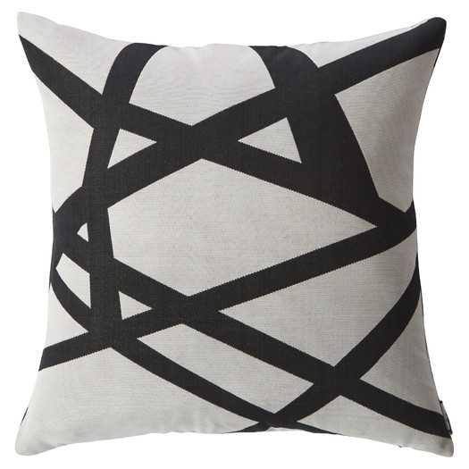 """Webbed Throw Pillow - 20"""" x 20"""" - Feather insert - AllModern"""