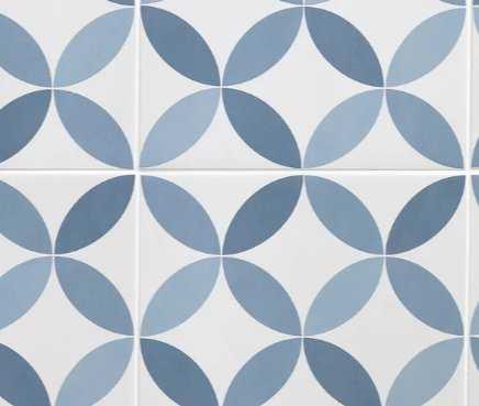 "Cavanaugh 8"" x 8"" Porcelain Field Tile - Wayfair"