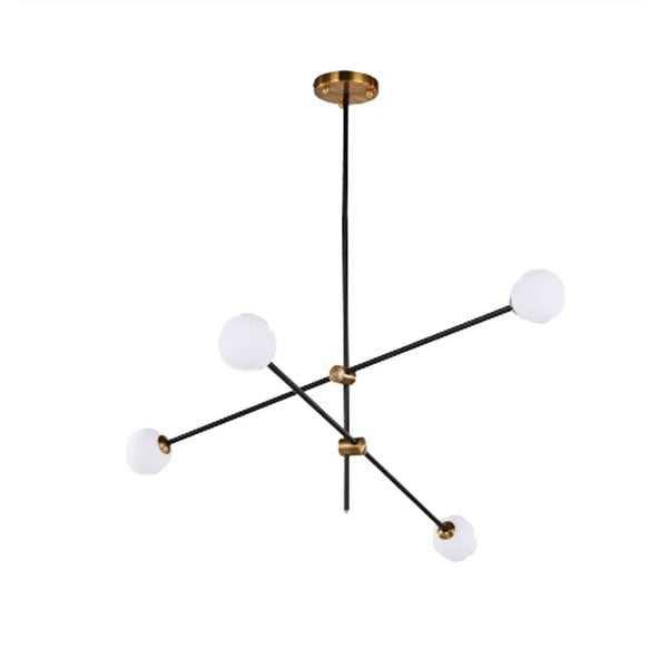 Darin 4-Light Sputnik Chandelier - AllModern