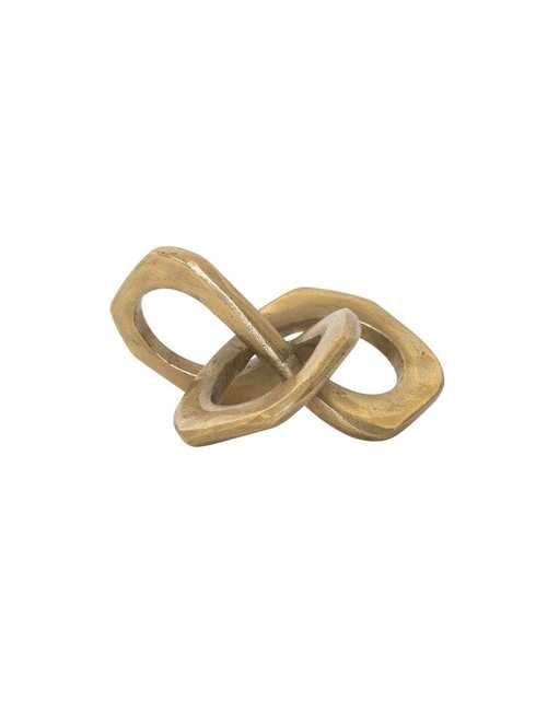 GILDED KNOT OBJECT - McGee & Co.