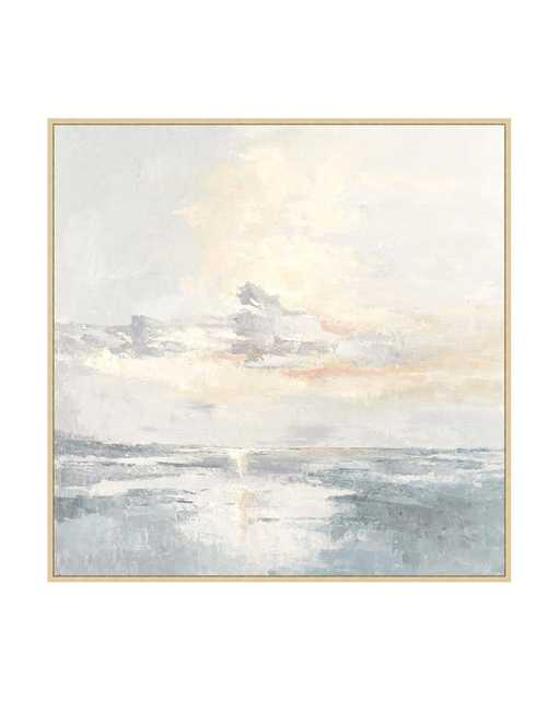 COASTAL SUNSET Framed Art - McGee & Co.
