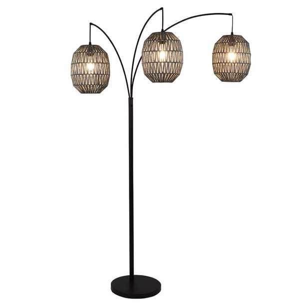 """Mclean 75"""" Tree Floor Lamp - Wayfair"""