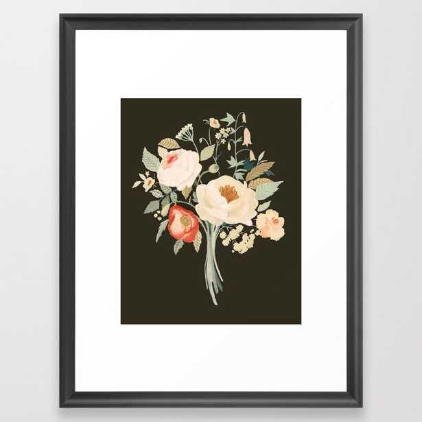 Love Will Tear Us Apart Framed Art Print - Society6