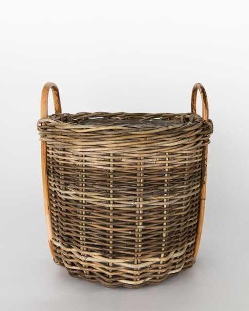 Calabria Hand-Woven Basket - McGee & Co.