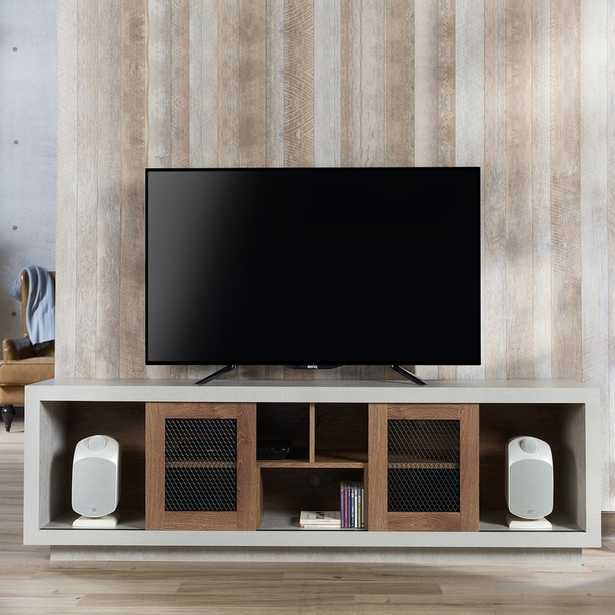 """Cioffi Industrial TV Stand for TVs up to 70"""" - Wayfair"""