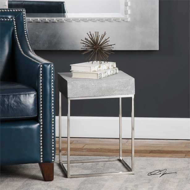 Jude, Accent Table - Hudsonhill Foundry