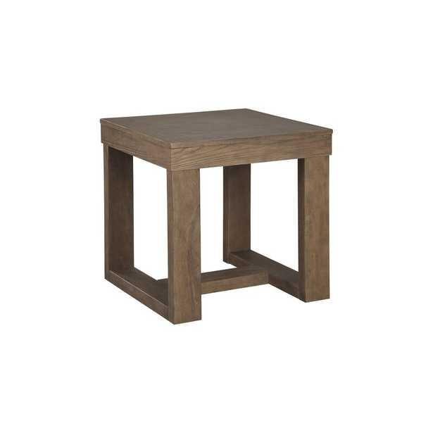 Warman End Table - Wayfair