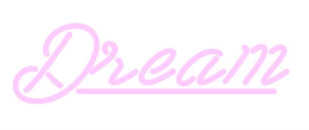 Dream Neon Sign - Wayfair