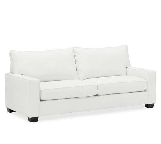 PB Comfort Square Arm Upholstered Sofa - Pottery Barn