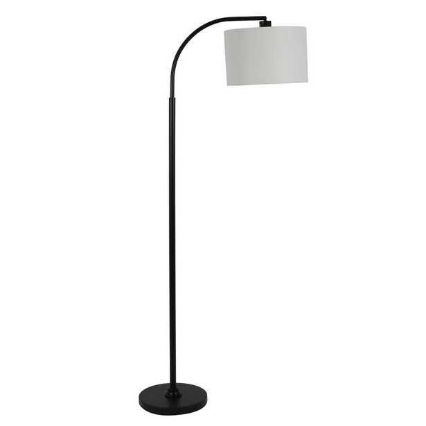 "Fosston 60"" Arc Floor Lamp - Wayfair"