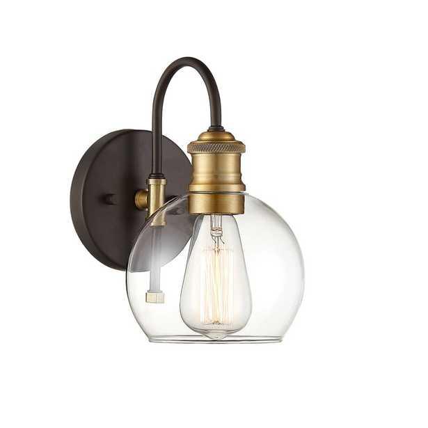 Schoonover Outdoor Wall Lantern - Wayfair