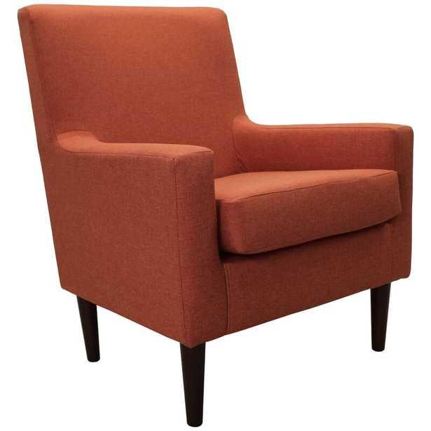Donham Armchair, Mango - Wayfair