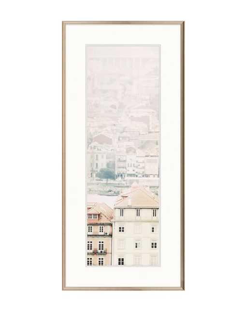 PORTO 2 Framed Art - McGee & Co.