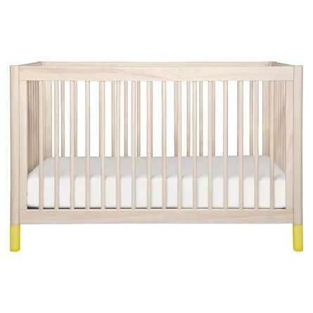 Gelato 4-in-1 Convertible Crib Color: Washed Natural - Perigold
