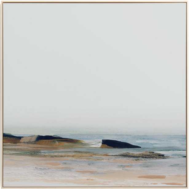 Tarek Framed Canvas - Minted