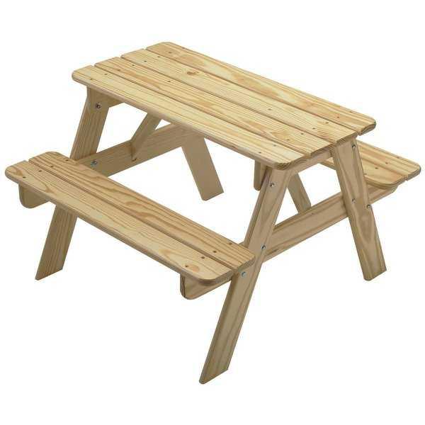 Zahara Kids' Picnic Table - Wayfair